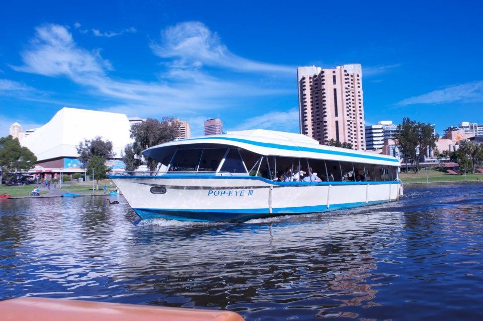 Du thuyền Popeye Adelaide