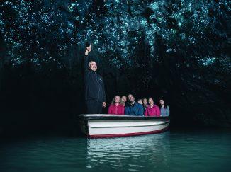 Waitomo Cave New Zealand