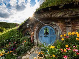 làng hobbiton new zealand 5