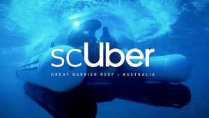 scUber Great Barrier Reef